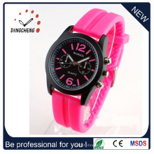 Montres de Genève, Relojes Mujer montre-bracelet, montre habillée de femmes (DC-374)