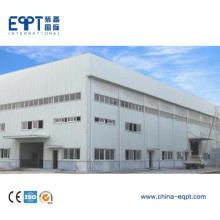 Atelier de structure en acier multi-usages de haute qualité