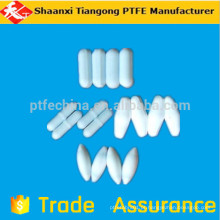 Barras agitadoras magnéticas de chanfro, PTFE