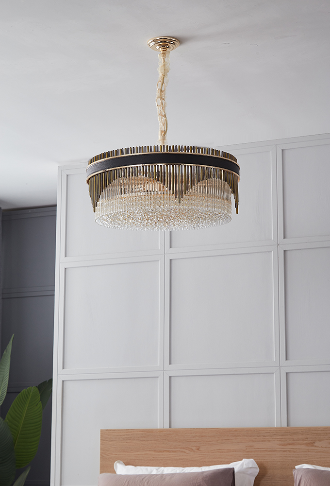 modern chandelier crystal replacement