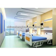 Rail de rideau de l'hôpital de Chine