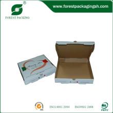 Caja de pizza corrugada de venta caliente