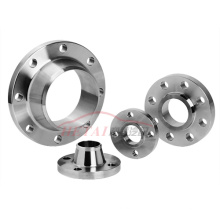OEM Drop Forging Flange de aço Metal Forging Flanges
