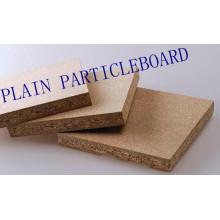 Tablero de partícula sin procesar de la calidad de los muebles del precio barato