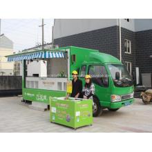 Tienda móvil Mini Van Small Vending Shop