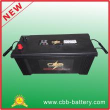 Fabricante 12V150ah Mf Auto Battery Car Bateria elétrica recarregável EV Battery 145g51-Mf