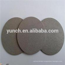 Sintered Titanium Foam Sheets