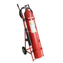 20kg CO2 Trolley Fire Extinguisher Cylinder with Trolley