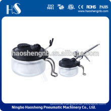 HS-777A airbrush cleaning pot for tattoo