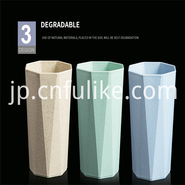Degradable Cup