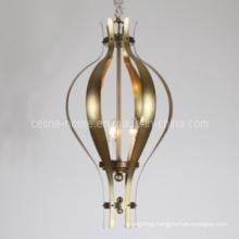 3 Lights Hotel Iron Pendant Lamp (SL2159-3)