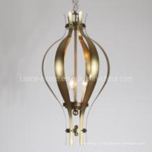 3 Lights Hotel Железная подвесная лампа (SL2159-3)