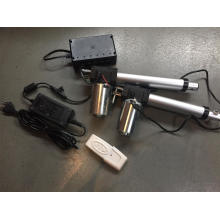Linear Actuator with Sychronous Mode for Bed Remote Control