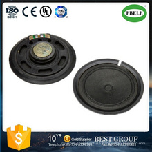 Fbf50tlb Micro Speaker 50mm 2W 8 Ohm with Paper Cone (FBELE)
