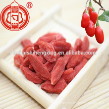250 Grains/ 50g Dried Ningxia Goji berry best sellingi Gojiberry