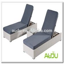Tumbona de plástico / cama de sol / chaise lounge Quality Choice