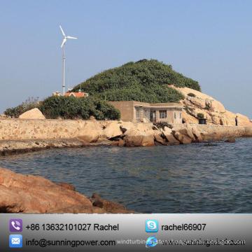 5000W Agricultural Power Supply Alternator New Wind Turbine Energy