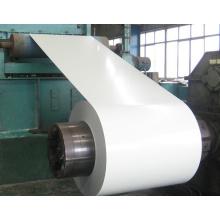 Bobinas galvanizadas PPGI / Bobinas revestidas de zinc PPGI / PPGI recubierto de color para techo metálico (D75)