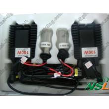 Bombillas de xenón HID de alta potencia AC 12V 100W 6000k Kit de xenón HID Kit de conversión de xenón HID Plug and Play