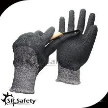 SRSAFETY 13 калибровочная стойкая латексная рабочая перчатка Полезные перчатки