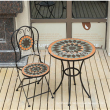 mosaic round table mosaic garden coffee table