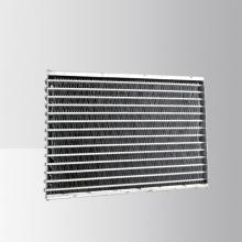 Intercambiador de calor de aletas y tubos