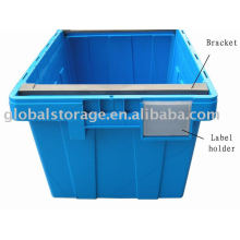 Lid Container (Bracket & Label)