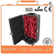 alu Aluminum wine carrying case tool box