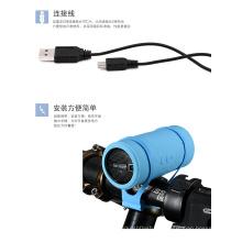 Venda imperdível! Orador portátil exterior sem fio de Bluetooth da bicicleta mini para a amostra grátis