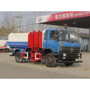 Dongfeng 4-14CBM Sealed Garbage Truck