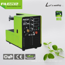 Souffleur MIG Inverter IGBT Avanced pour travail professionnel (MIG-200B / 250B / 270B)