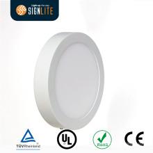 Oberfläche angebrachtes 6W 9W 12W 15W 18W 24W runde quadratische LED Platte Downlight
