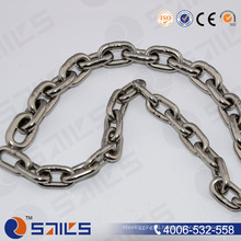 Polished Stainless Steel 304 Lifting Chain (BV, CE, ISO, SGS)