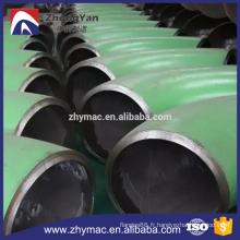 Chine fournisseur en acier inoxydable coude