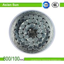 BS/ASTM/CSA Bare Overhead Aluminium Conductor Steel Reinforce ACSR