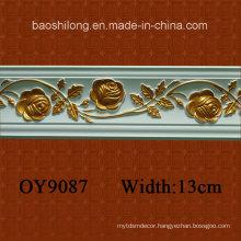 Decorative PU Cornice Moulding