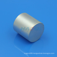 Goof quality cylindrical NdFeB cheap rare earth magnets
