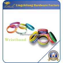 Silicone Rubber Wristband Bracelets Bands for Party