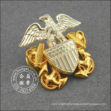 Make Pin, Security and Police Badge Design (GZHY-CY-010)