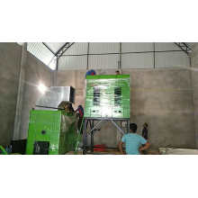 Rice grain dryer machine for parboiled artificial