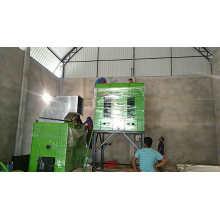 Polidor de dupla ação de secador de moinho de arroz
