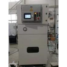 Tratamiento de polvo de la máquina troqueladora láser