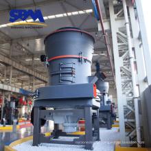 Beneficiamento de carvão SBM moinho raymond para venda na Malásia