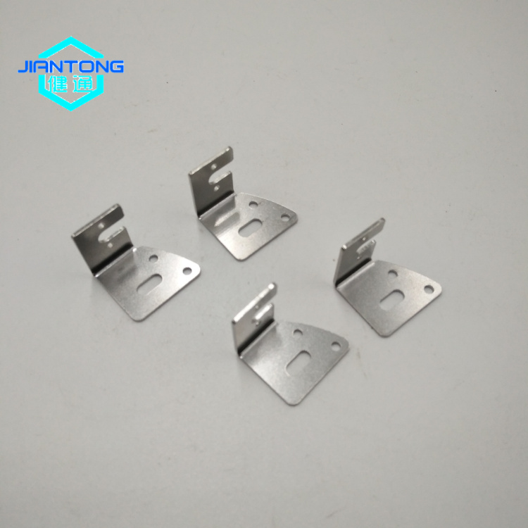 Custom Stainless Steel Sheet Metal Bending Stamping Part 4