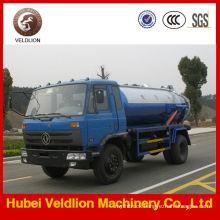 10000liters Vacuum Fecal Cleaning Truck