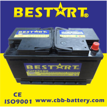 DIN Standard Fahrzeugbatterie 100ah 12V Auto Auto Batterie 60038-Mf