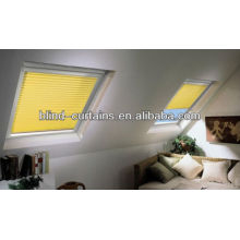 the new design skylight plisse blind