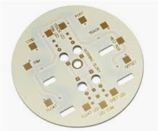 LED Aluminium PCB circuit Board