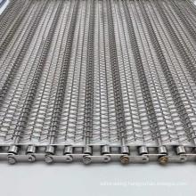 wire mesh metal steel conveyor belt factory price food grade