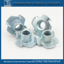 C1010 Stahlgeschmiedete T-Muttern